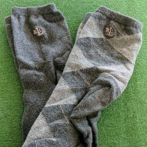 Free w bundle: Ralph Lauren Socks Women's M